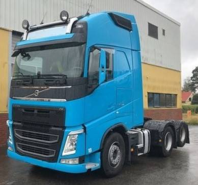 Volvo FH 540 6X2 EURO5, Conventional Trucks / Tractor Trucks, Trucks and Trailers