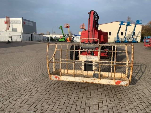 Haulotte HA41PX-NT, Boom Lifts, Construction