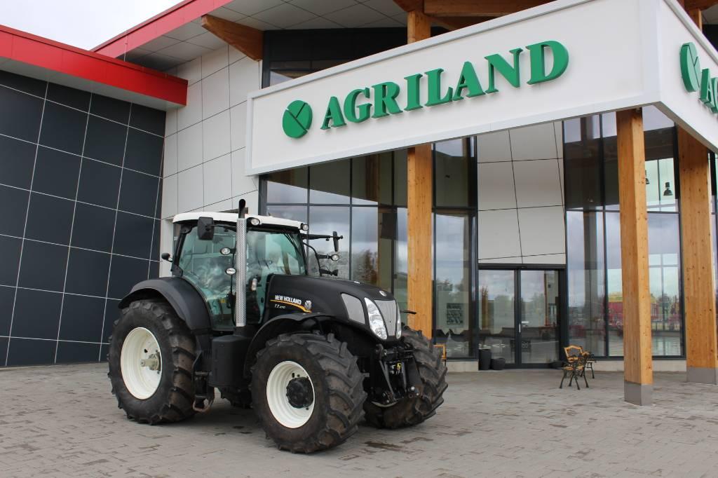New Holland T7.270, Traktorid, Põllumajandus