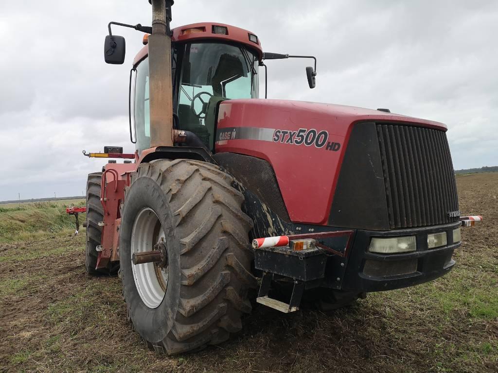 Case IH STX 500 HD, Traktori, Lauksaimniecība