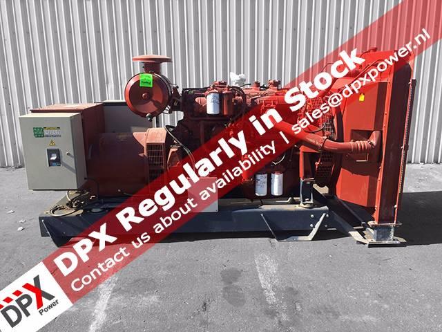 Iveco 8210 Generatorset, Diesel generatoren, Bouw