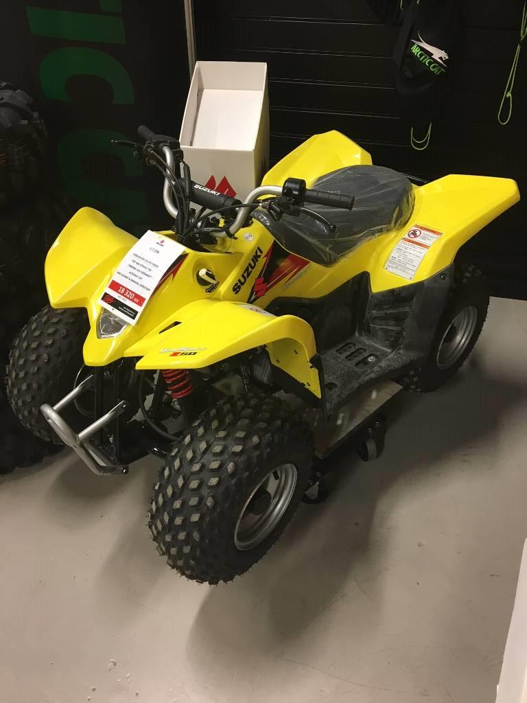 Suzuki 50, Terränghjulingar, Lantbruk