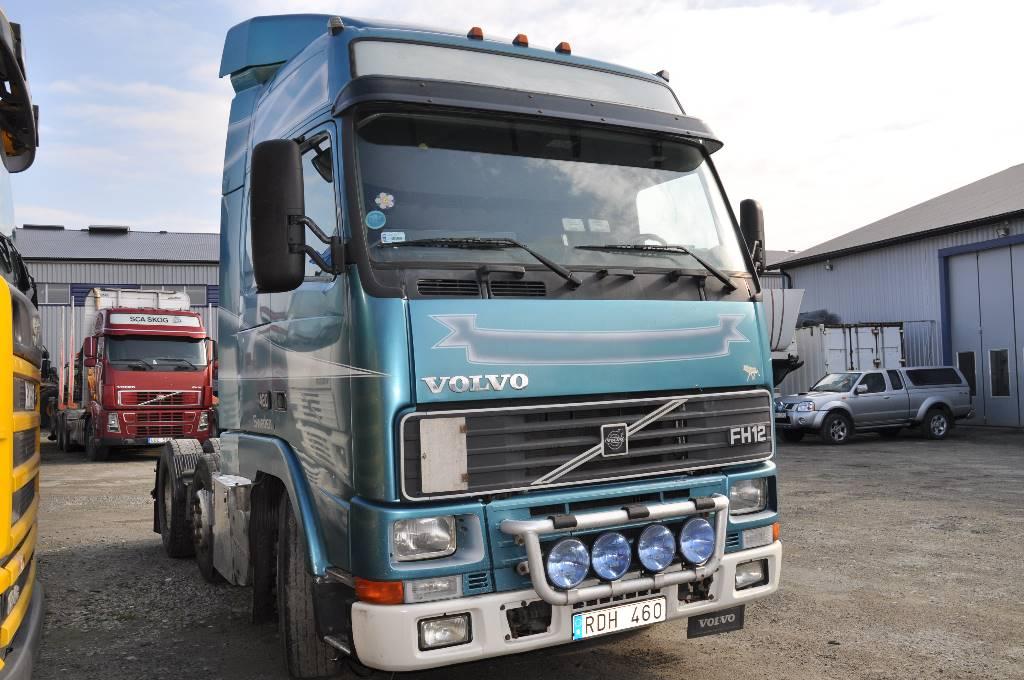 Volvo FH12 420 6X2, Dragbilar, Transportfordon