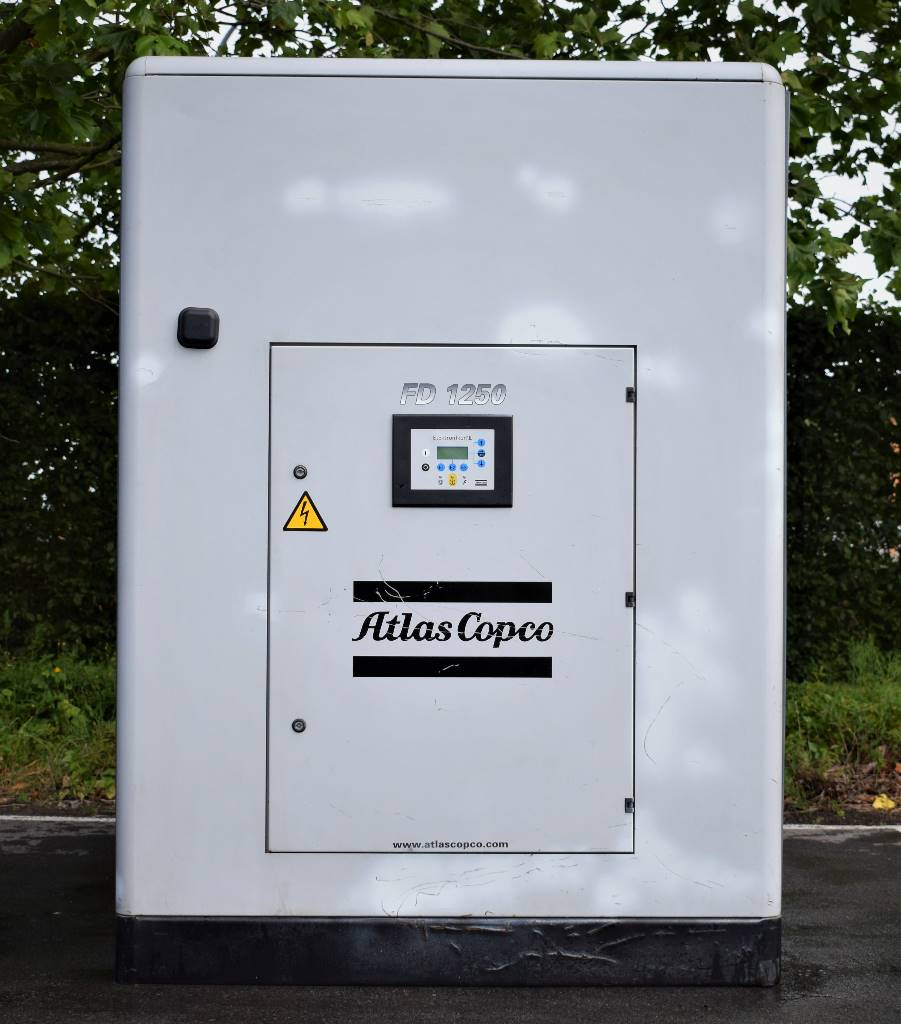 Atlas Copco FD 1250 L, Compressed air dryers, Industrial