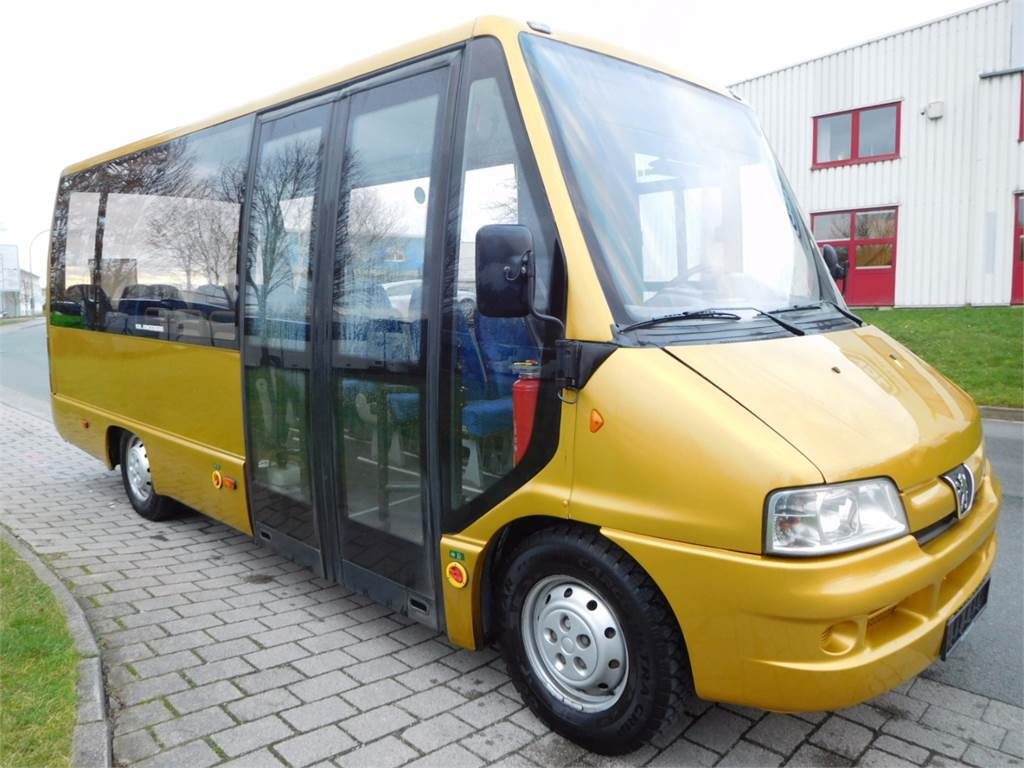 VDL Jonckheere Pro-City, Mini buses, Transportation