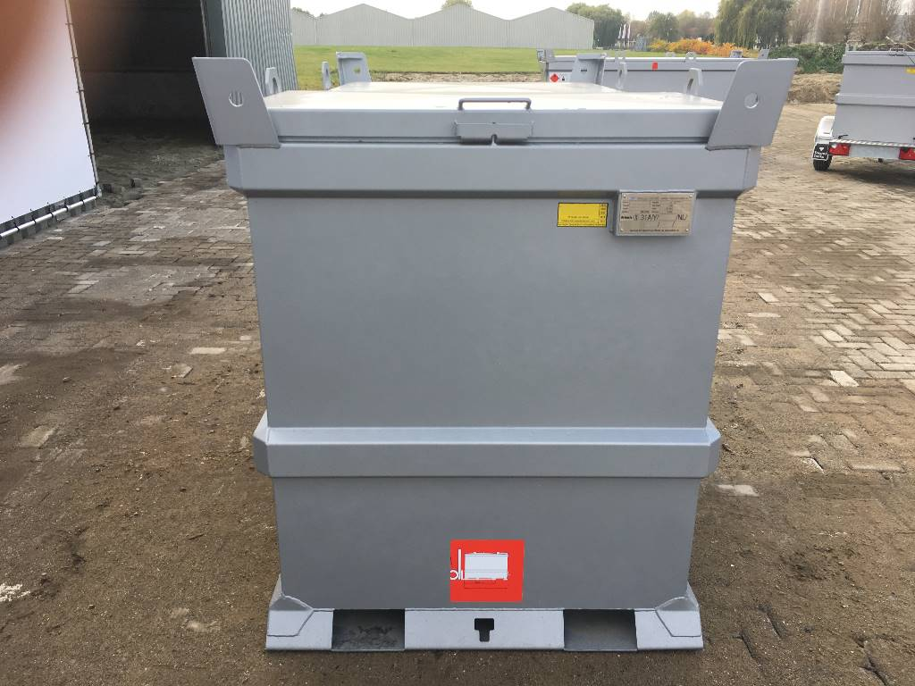 [Other] New Diesel Fuel Tank 2.000 Liter - DPX-31023, Anders, Bouw