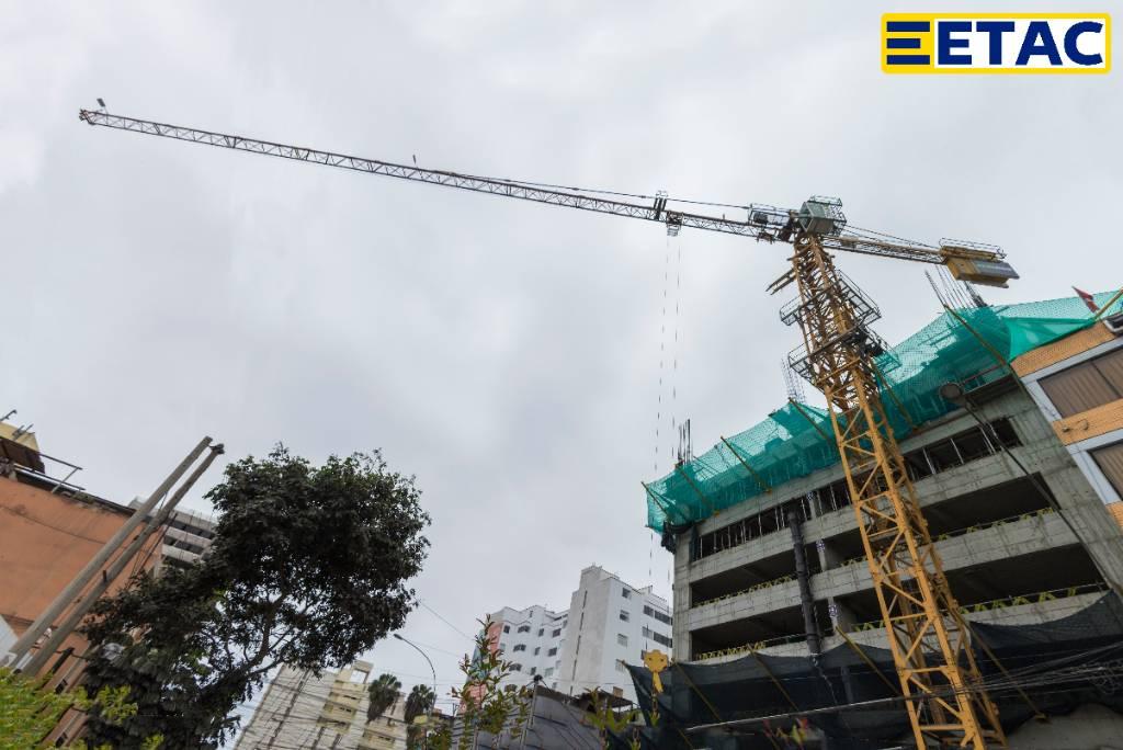 Potain MC 85, Crane Parts and Equipment, Construction Equipment