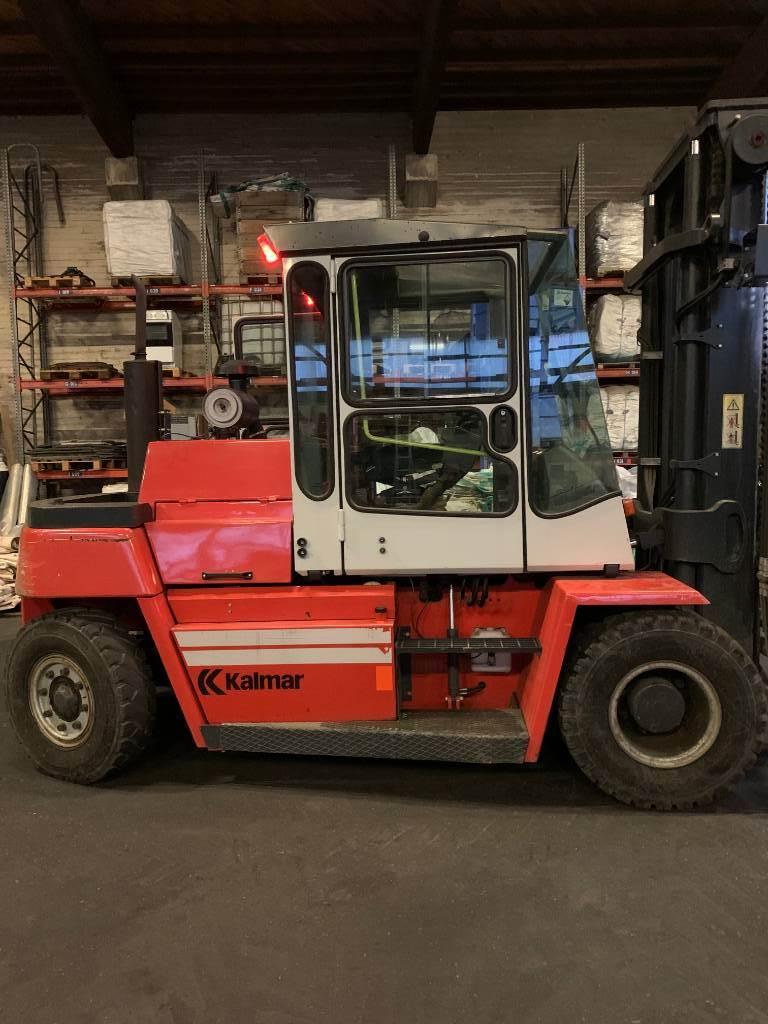 Kalmar DCD 80-6, Dieseltrukit, Materiaalinkäsittely