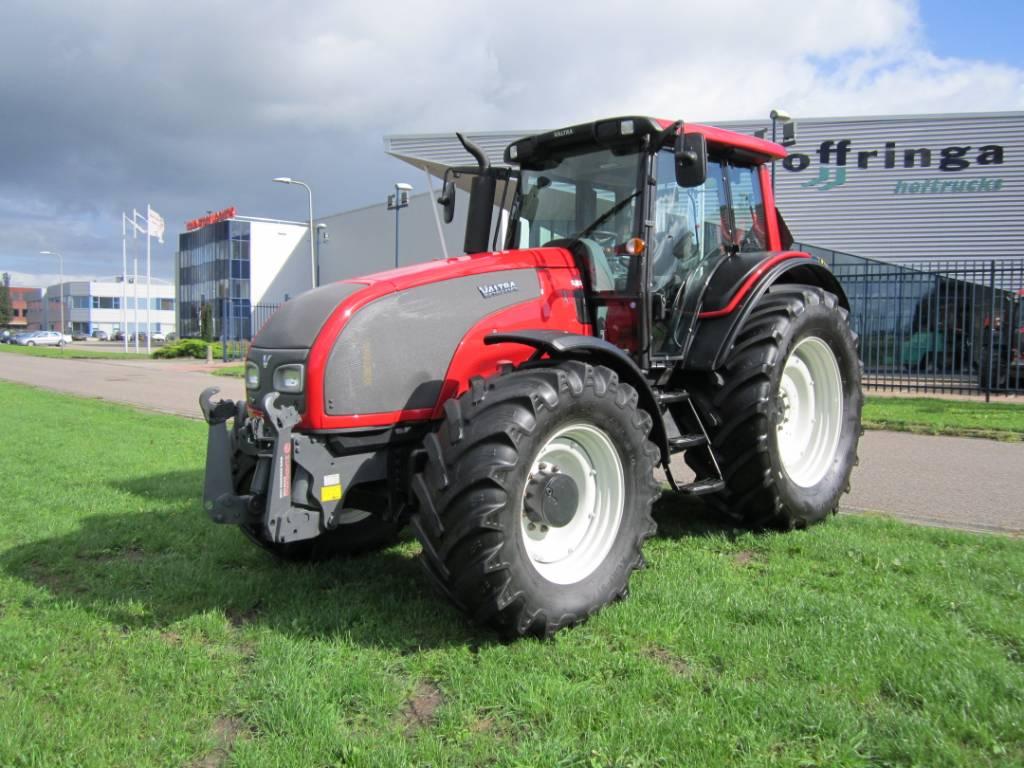 Valtra T191 HiTech, TwinTrac, Tractoren, Landbouw