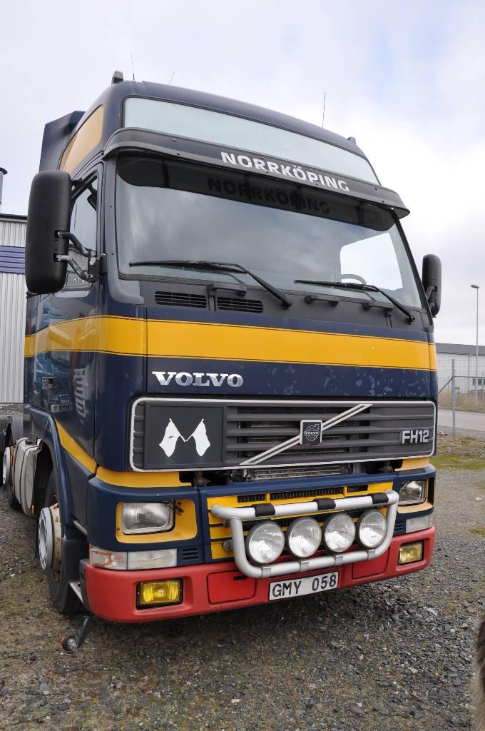 Volvo FH12 380 6X2, Dragbilar, Transportfordon