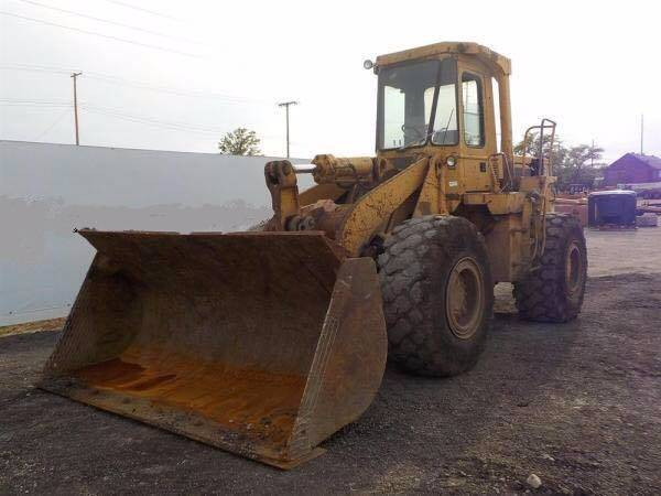 Caterpillar 950 B, Wheel Loaders, Construction Equipment