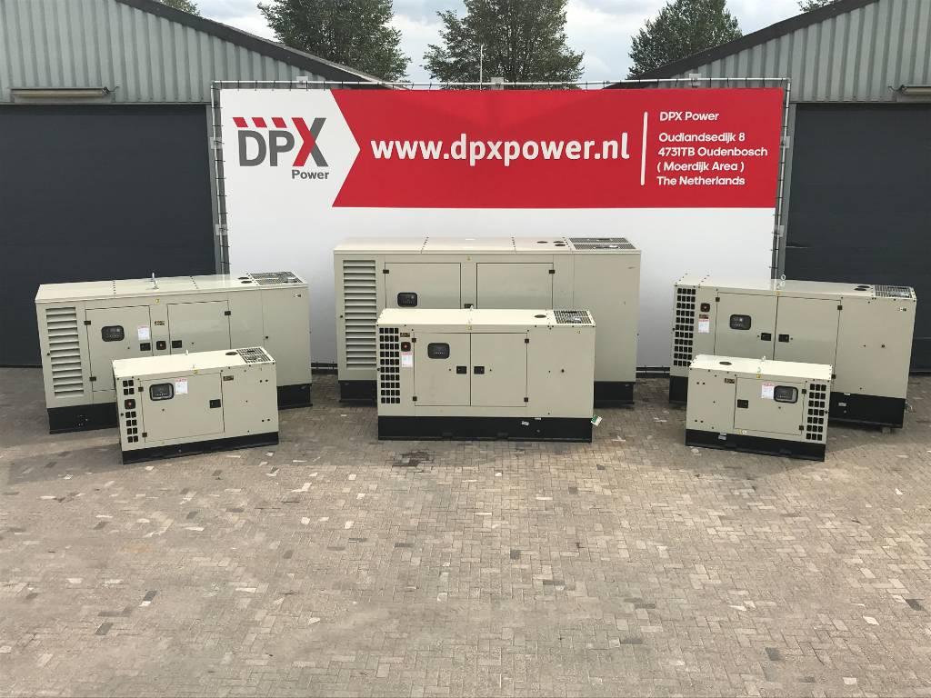 John Deere 4045HF120 - 110 kVA - DPX-15604, Diesel generatoren, Bouw
