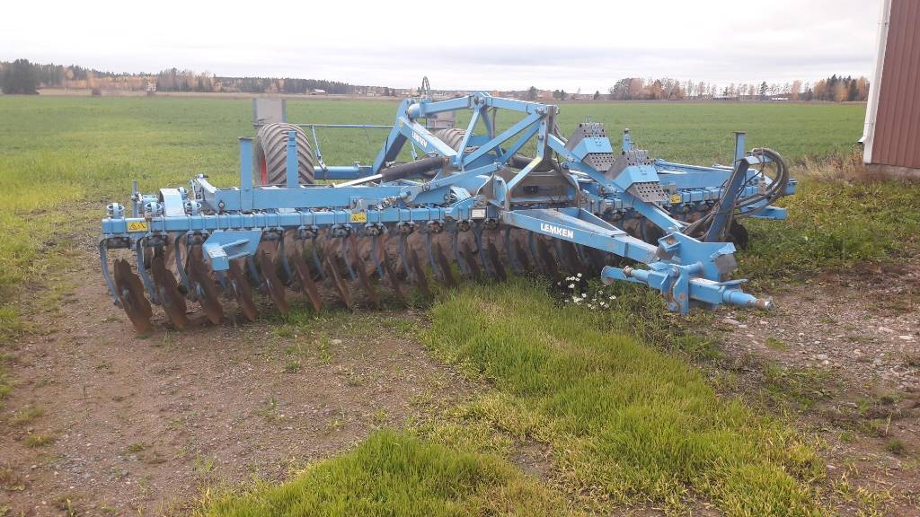 Lemken RUBIN 9/1600 LAUTASMUOKKAIN, Other agricultural machines, Agriculture