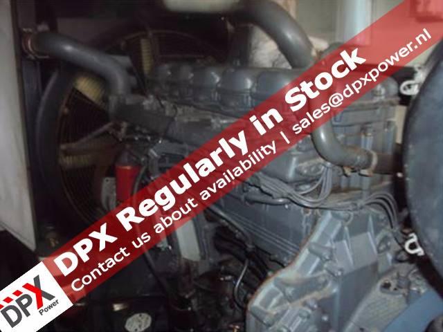 Scania DC12 Generatorset, Diesel generatoren, Bouw
