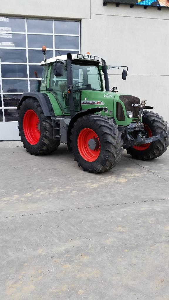 Fendt 815 VARIO TMS, Tractoren, Landbouw