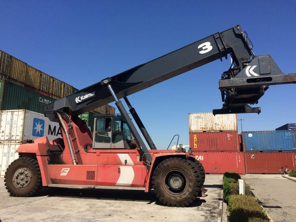Kalmar DRF450-70S5XS, Reachstackers, Material Handling