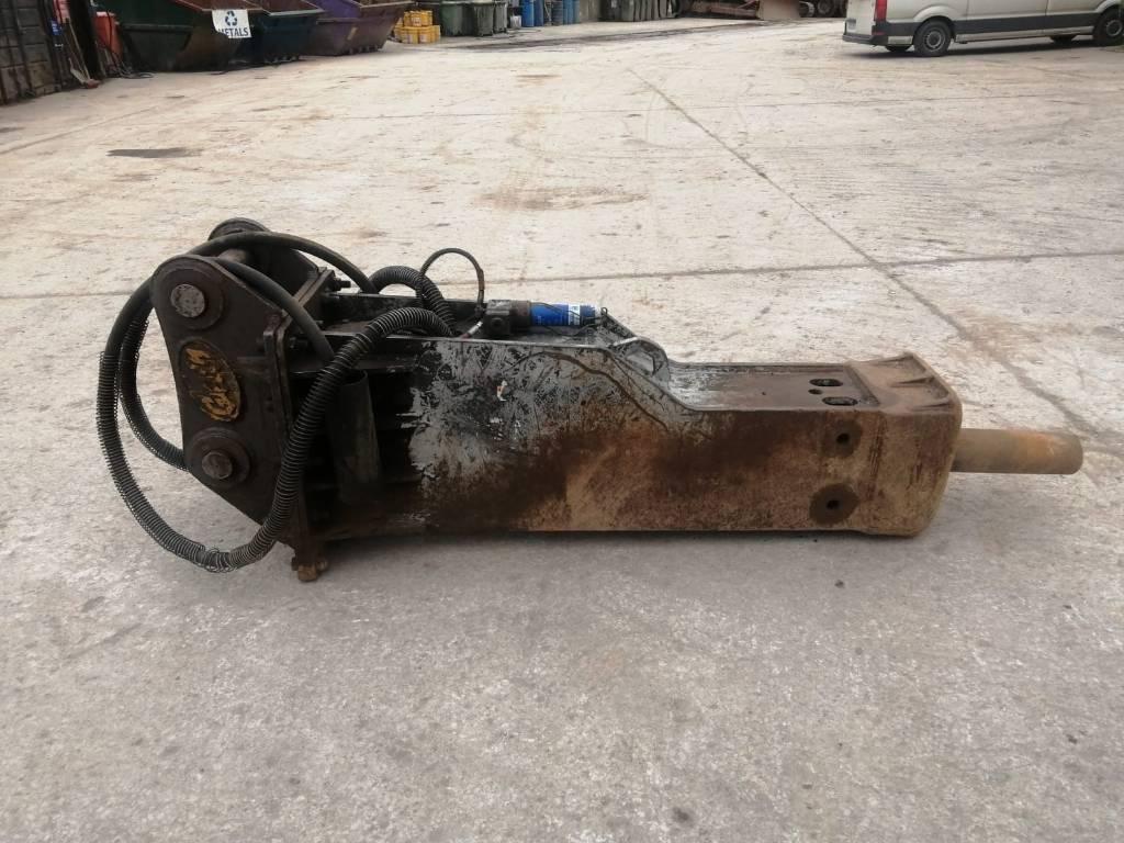 Komatsu JTHB150, Hammers / Breakers, Construction Equipment