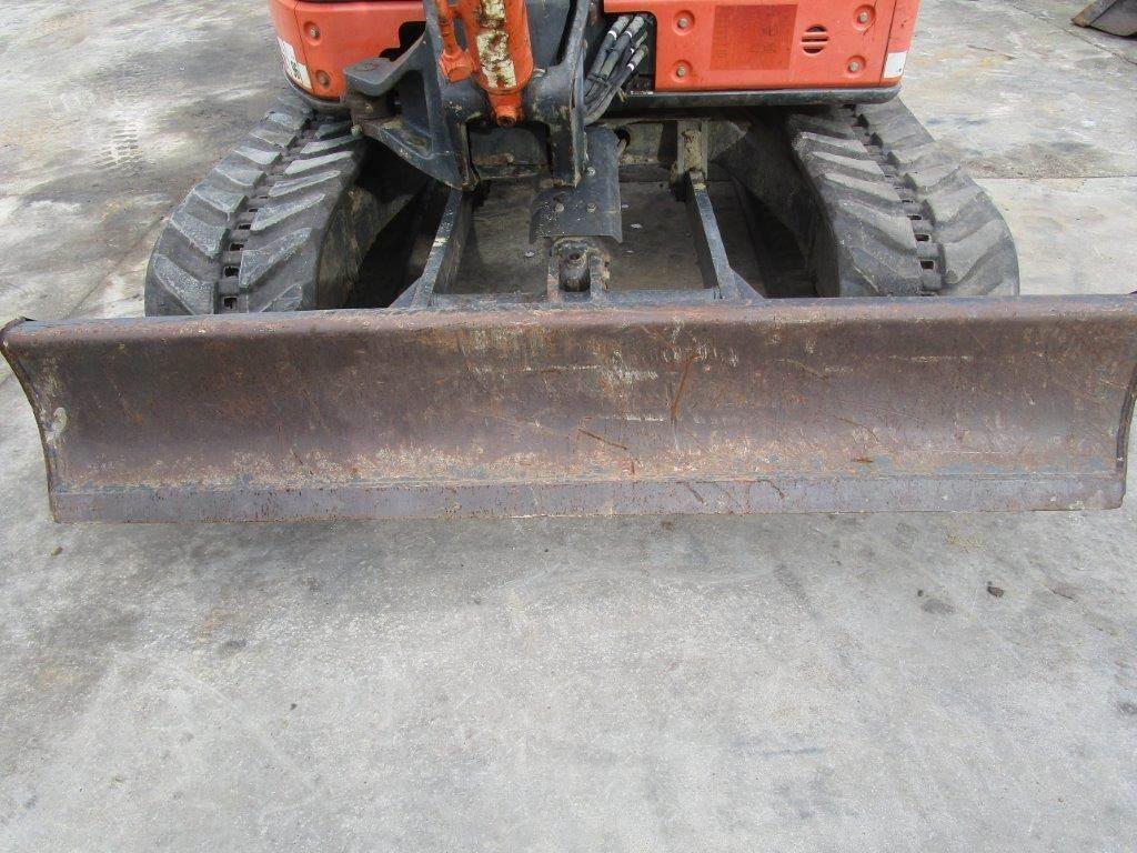 Hitachi ZX 40 U-2 CLR, Mini excavators < 7t, Construction Equipment