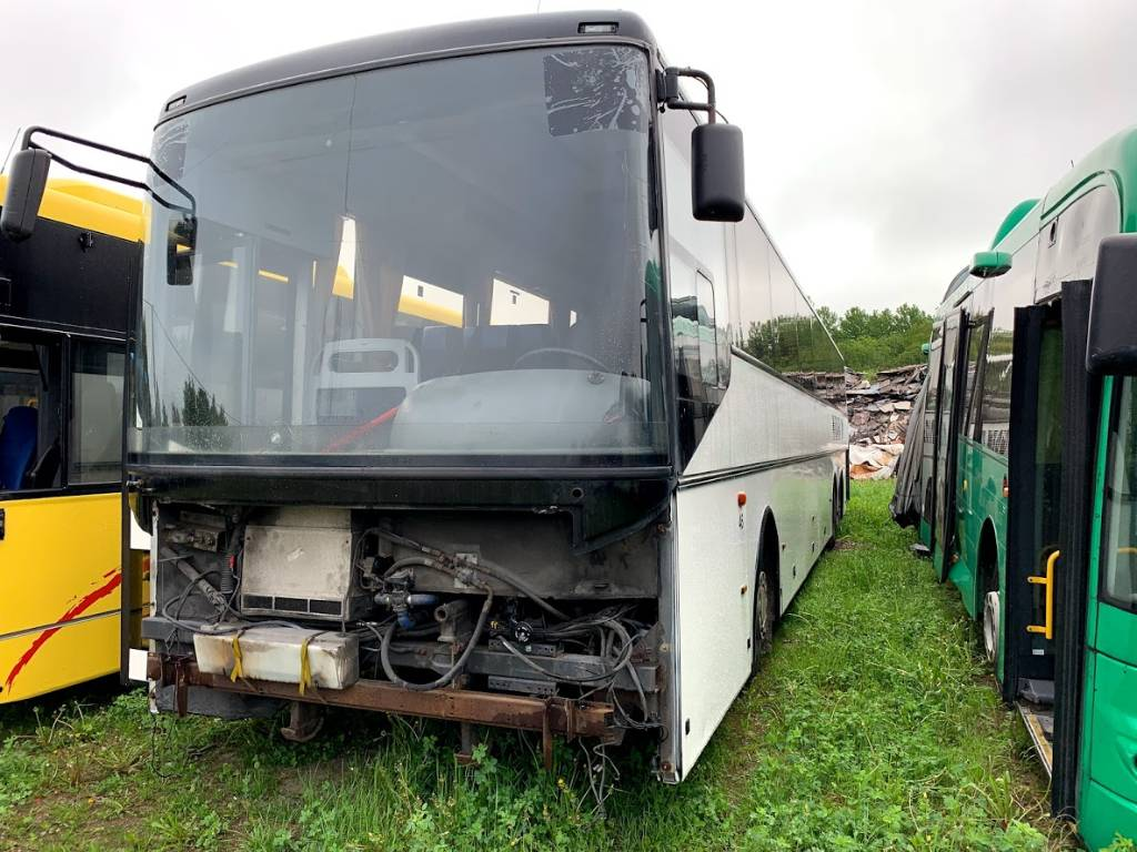 Scania K114 / For parts - Intercity Bus - Trucks and