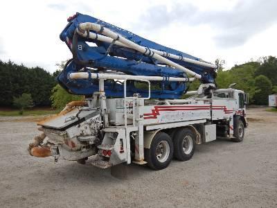 Putzmeister BSF 31Z.16H, Boom Pumps, Construction Equipment