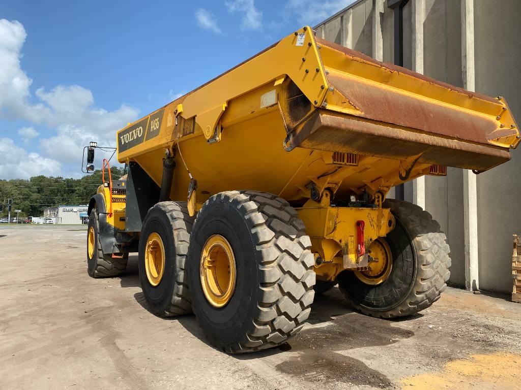 Volvo A45G, Articulated Trucks, Construction Equipment
