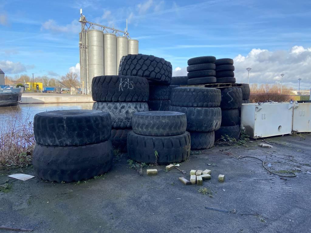 [Other] Tyres Used Tyres Construction Equipment - DPX-1090, Banden, wielen en velgen, Bouw