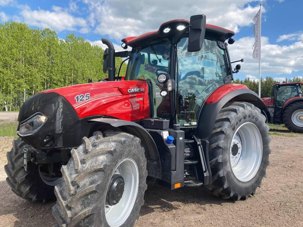 Case IH Maxxum 125 Bra utrustad, Multicontroller, Traktorer, Lantbruk