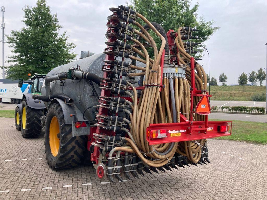 Schuitemaker Exacta 870, Manure spreaders, Agriculture