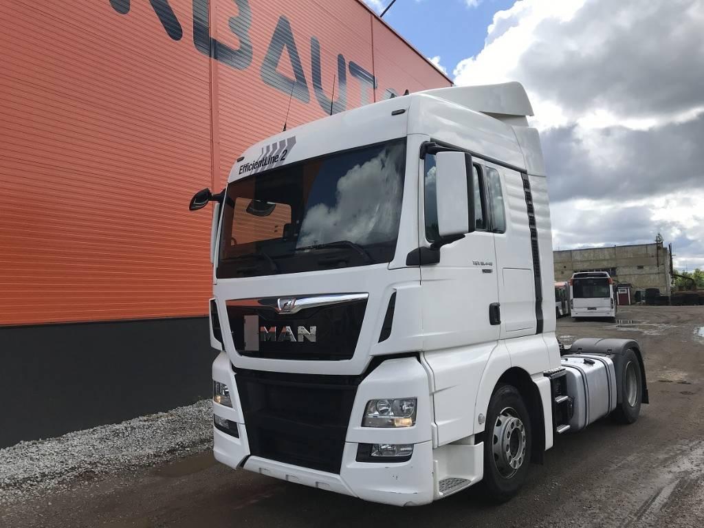 MAN TGX 18.440 ADR, Conventional Trucks / Tractor Trucks, Trucks and Trailers