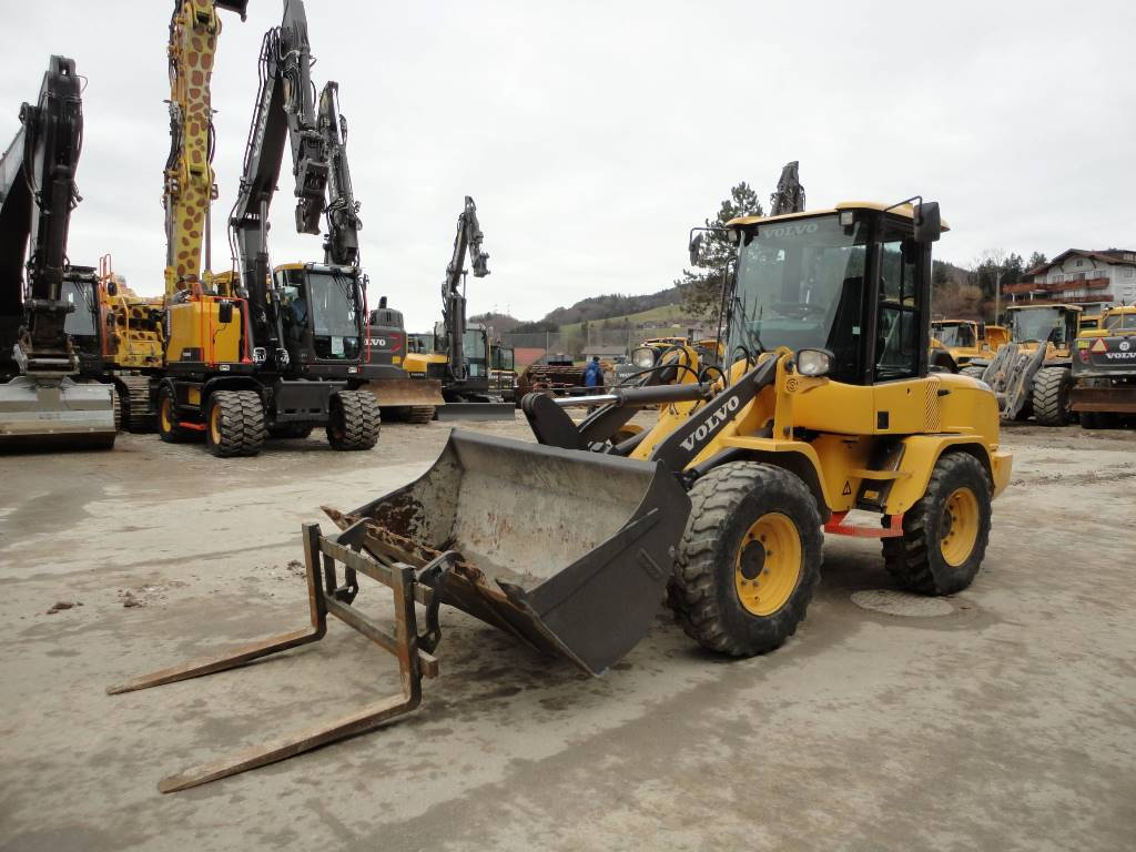 Volvo L30G, Wheel Loaders, Construction Equipment