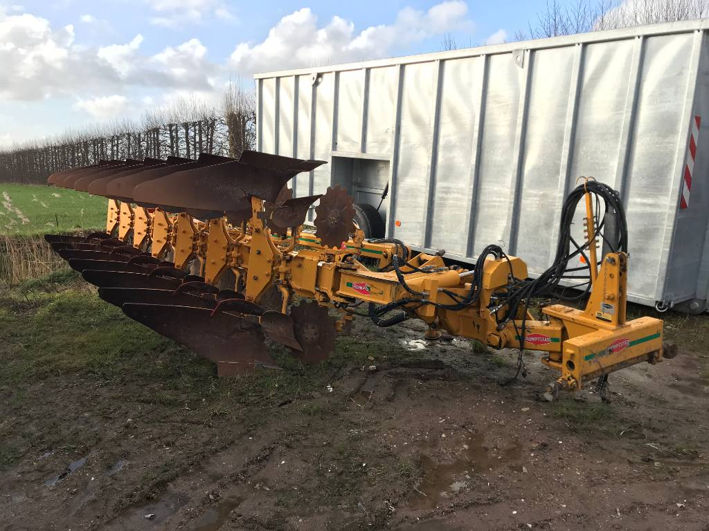Rumptstad RPV160-480 7-schaar, Wentelploegen, All Used Machines