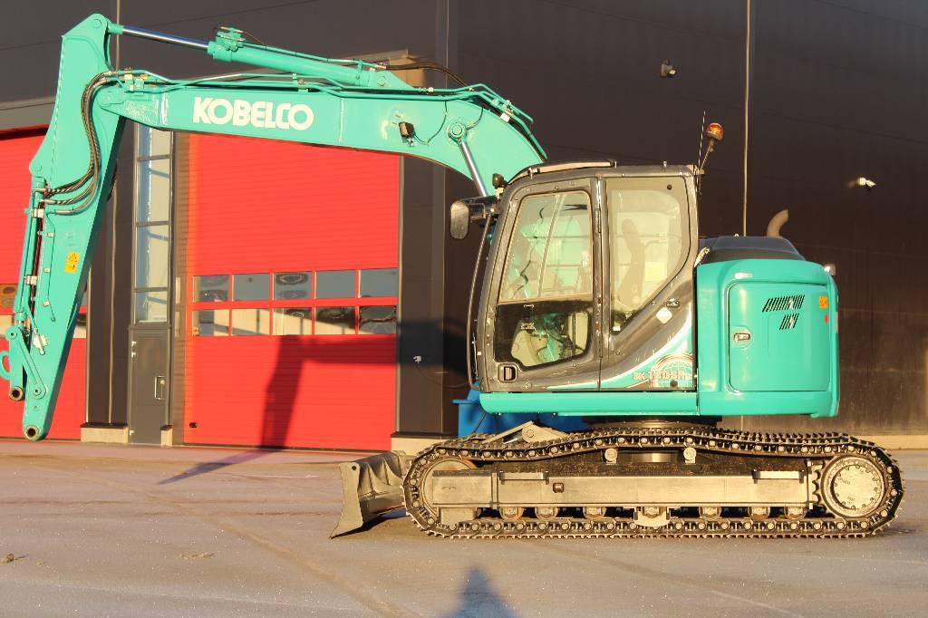 Kobelco SK 140 SRLC-5 / Hieno!, Telakaivukoneet, Maarakennus