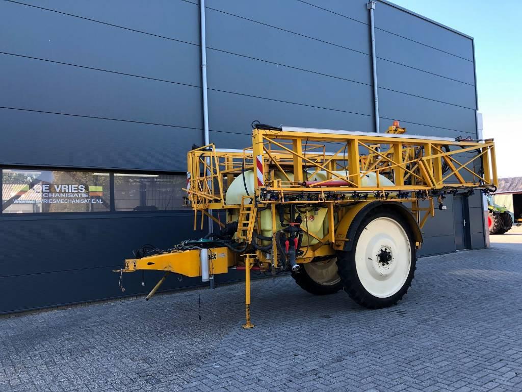 Dubex Mentor 33, Trailed sprayers, Agriculture