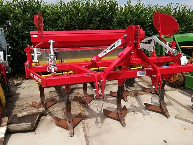 Pöttinger Synkro 3020, Cultivatoren, Landbouw