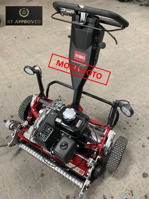 Toro Greensmaster 1026, Walk-behind mowers, Turfcare