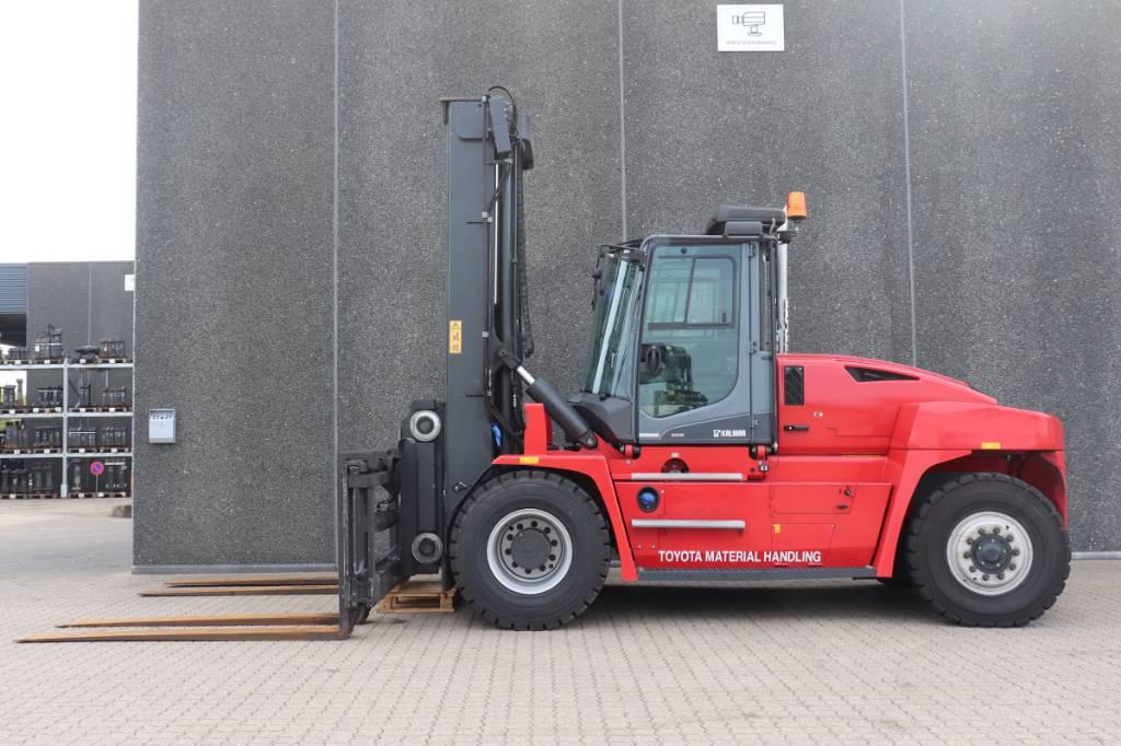 Kalmar DCG100-12, Diesel trucks, Material Handling