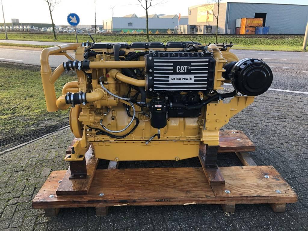 Caterpillar C 18 - Marine Propulsion - 447 kW - T2P, Marine Applications, Construction