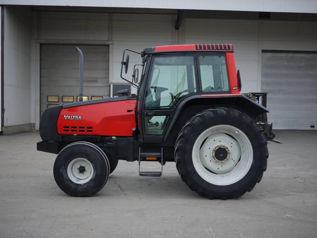Valtra 6400 2WD, Traktorit, Maatalous