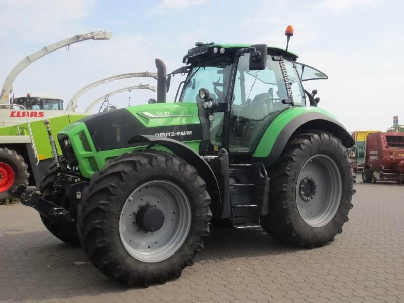 Deutz AGROTRON 7230 TTV