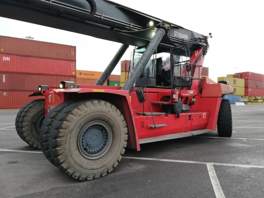 Kalmar DRG45065S5 (17), Container handlers, Material Handling