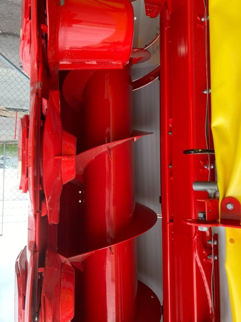 Pöttinger A10 CrossFlow, Slåttermaskiner, Lantbruk