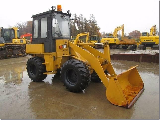 Furukawa FL50-1, Wheel loaders, Construction