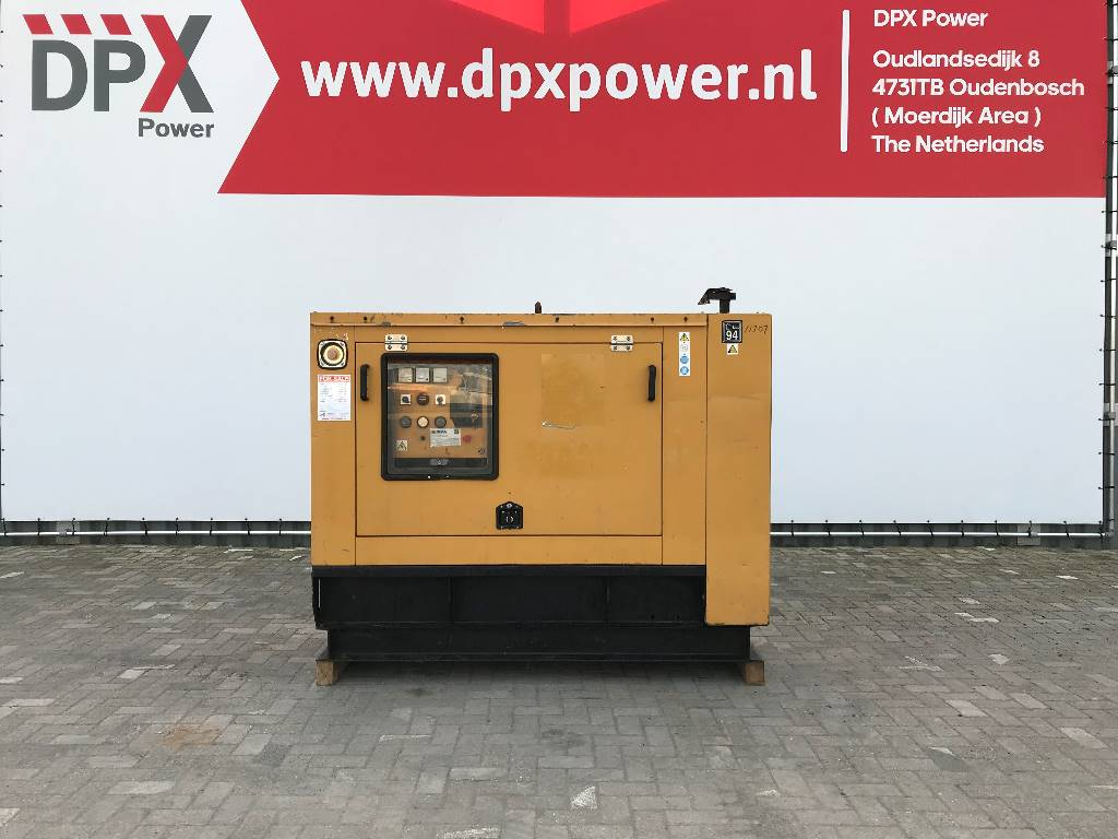 Olympian GEP 30 - Perkins - 30 kVA Generator - DPX-11307, Geradores Diesel, Construção
