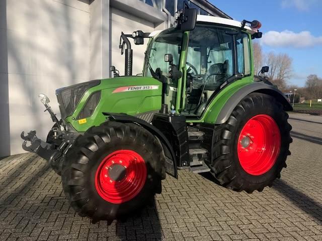 Fendt 313 S4 Profi, Tractoren, Landbouw