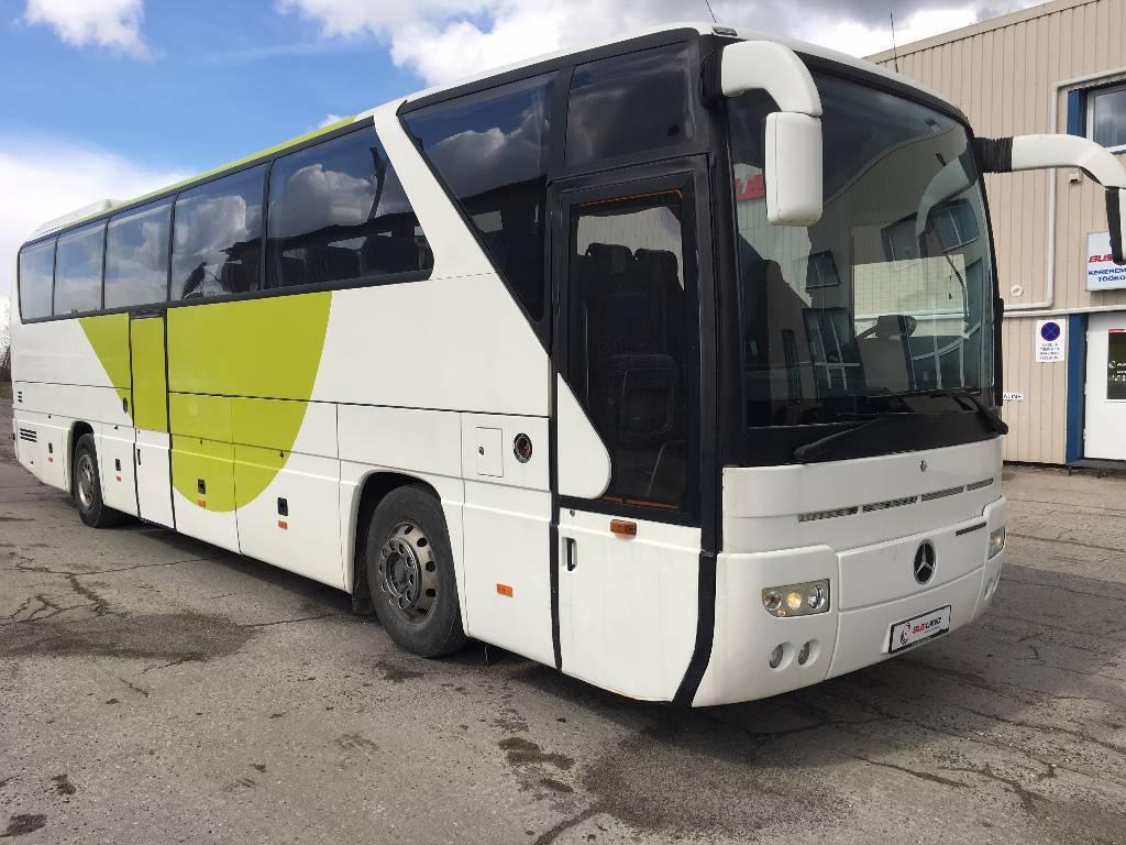 Mercedes-Benz Tourismo o350, Kaugsõidubussid, Transport