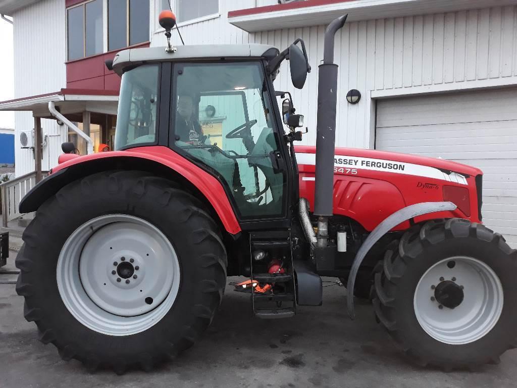 Massey Ferguson 6475, Traktorit, Maatalous