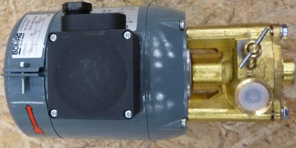 BOMAG Sprinkler pump BOMAG BW161, BW164, BW202, BW213, Andere Zubehörteile, Baumaschinen