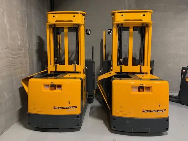 Jungheinrich EKX410-350ZT, Plukketruck, medium, Trucks