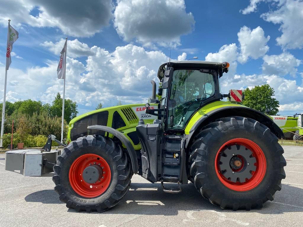 CLAAS Axion 950 Cmatic, Traktorid, Põllumajandus
