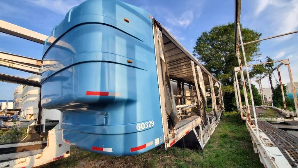 60329 Nuvan Enclosed, Car Haulers, Trucks and Trailers